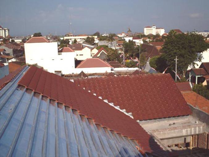 Smartruss Rangka Atap Baja Ringan