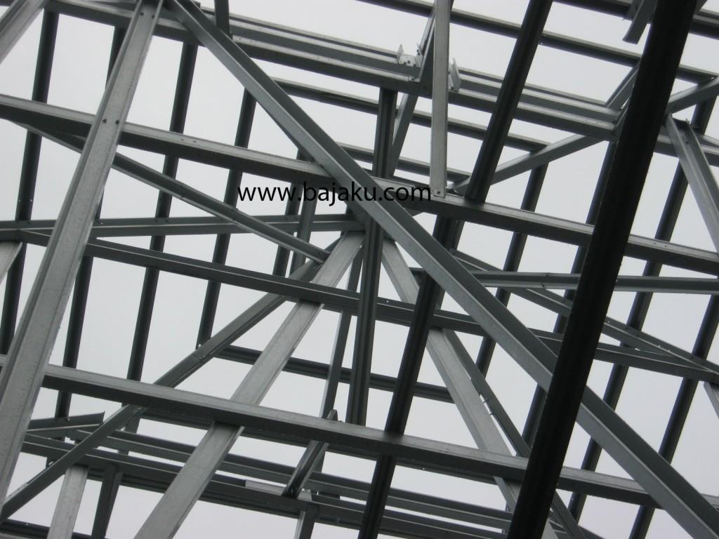 Pembangunan Masjid dengan Rangka Atap Baja Ringan Wates