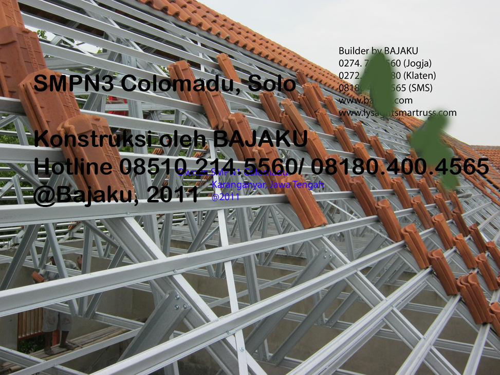 BAJAKU Baja Ringan Sekolahan-SMPN3 Colomadu_photo1