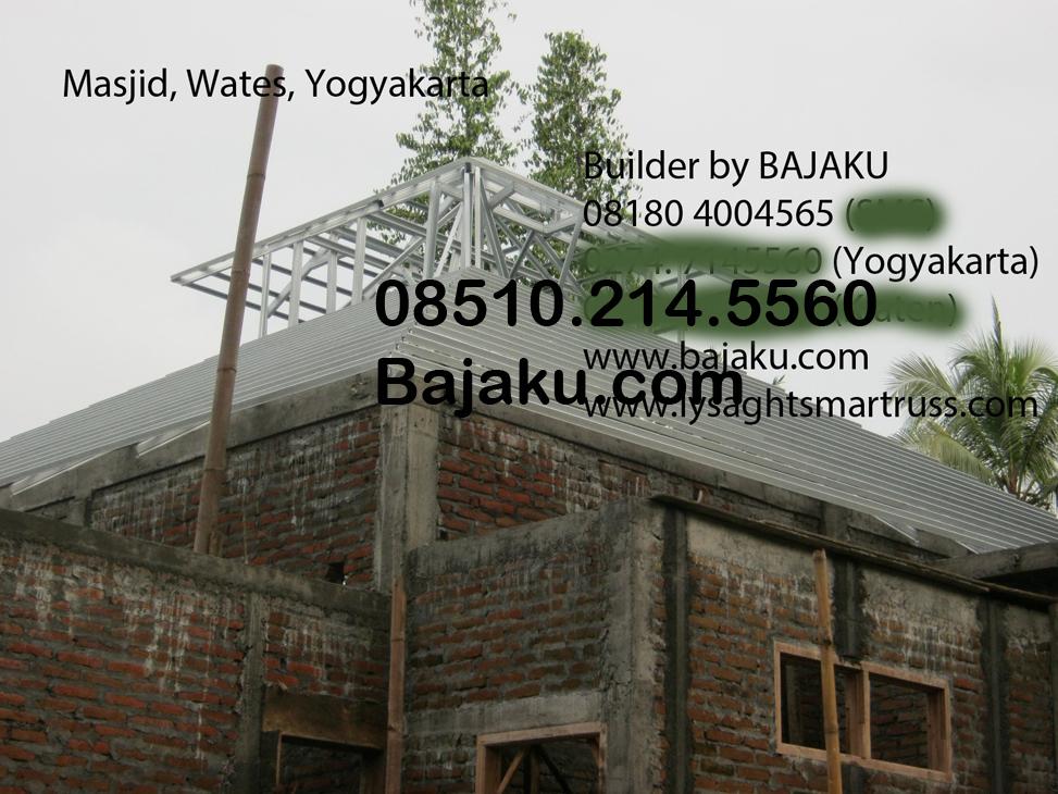 Baja Ringan Masjid-Sedayu-BAJAKU Konstruksi_photo1