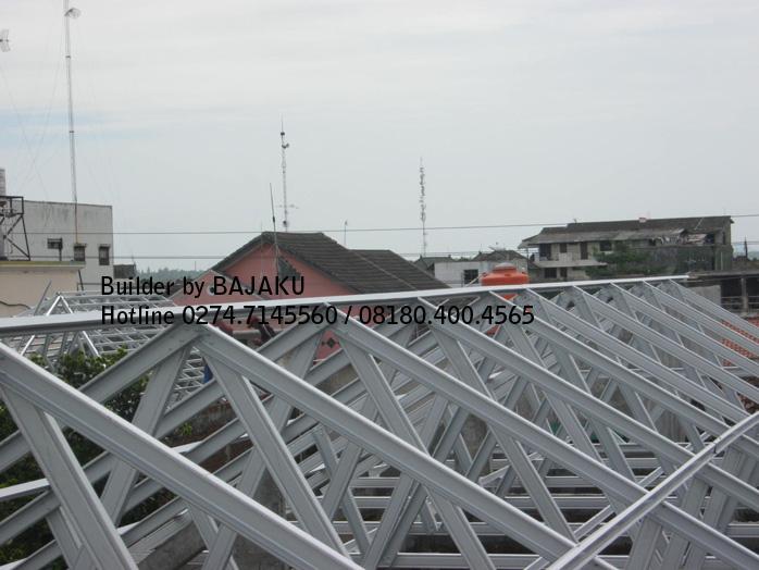 Yogyakarta Baja Ringan MAXITOP Pabrikator BAJAKU