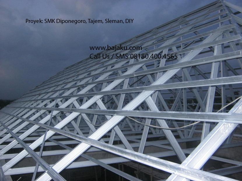 Baja Ringan Sleman BAJAKU Proyek SMK Diponegoro
