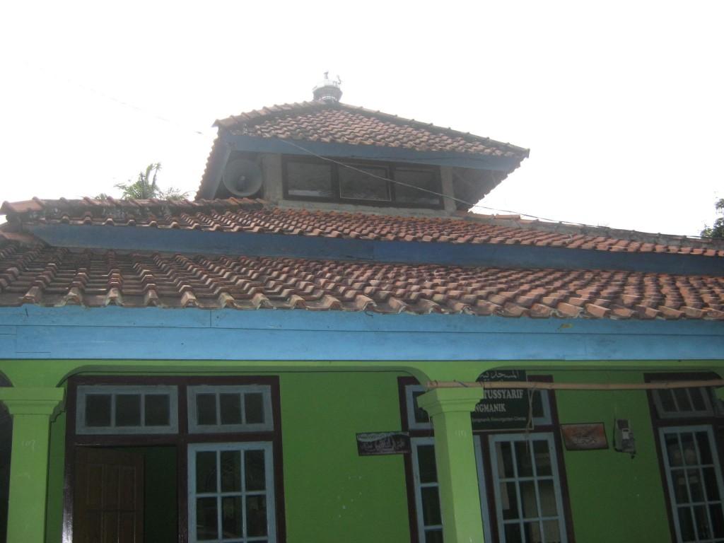 Masjid Baitussyarif - Sebelum Renovasi