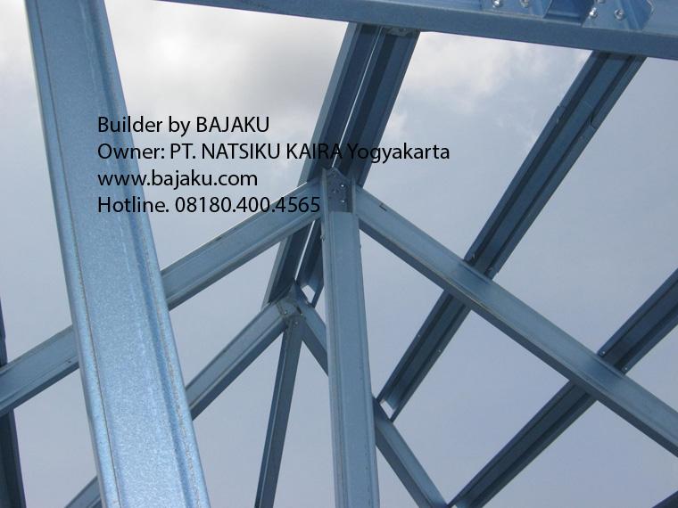BlueScope Baja Ringan-SMARTRUSS_BAJAKU-proyekYogyakarta