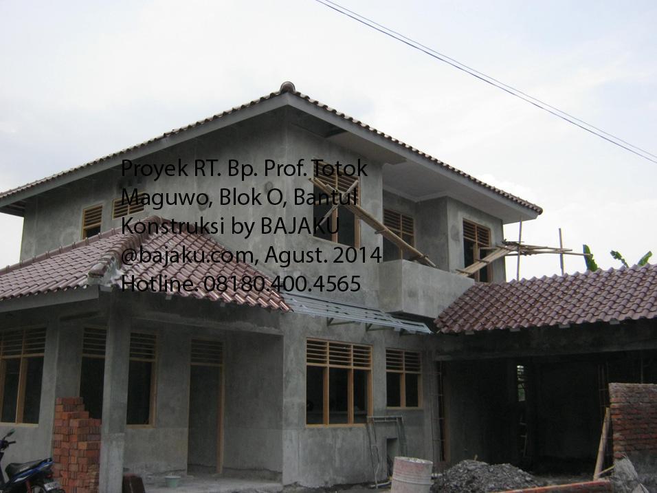 Kontraktor Developer Bangunan Rumah dan Konstruksi Atap