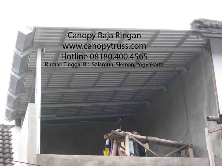 Canopy Baja Ringan Yogyakarta dari BAJAKU