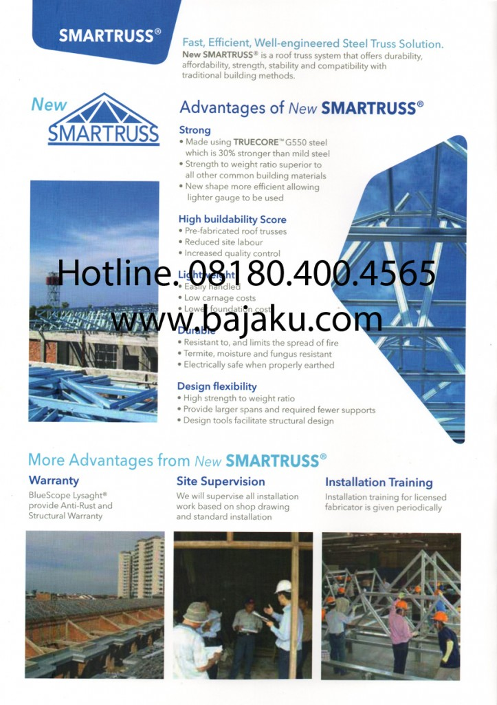 SMARTRUSS BAJAKU Lysaght SMARTRUSS - pages2