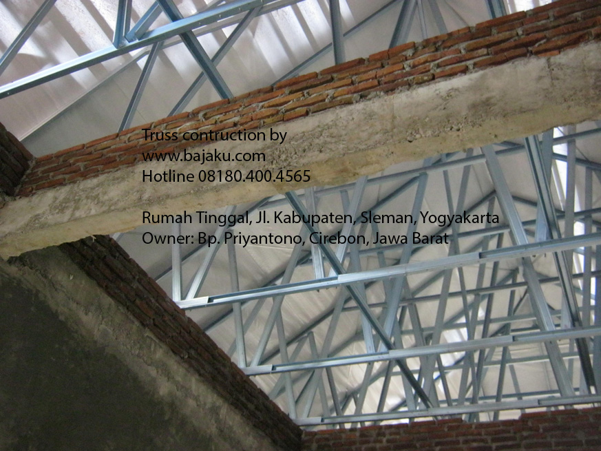 SMARTRUSS Yogyakarta BAJAKU baja ringan