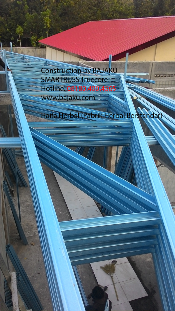 BAJAKU of SMARTRUSS System BlueScope Lysaght