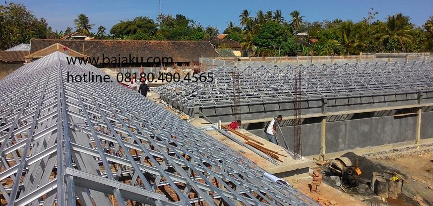 BAJAKU Steel konstruksi baja ringan