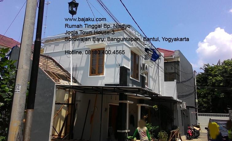 Renovasi Rumah Yogyakarta_BAJAKU Konstruksi