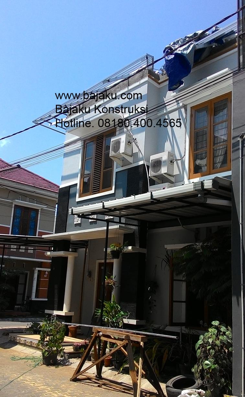 Renovasi Rumah Tinggal Yogyakarta BAJAKU Konstruksi