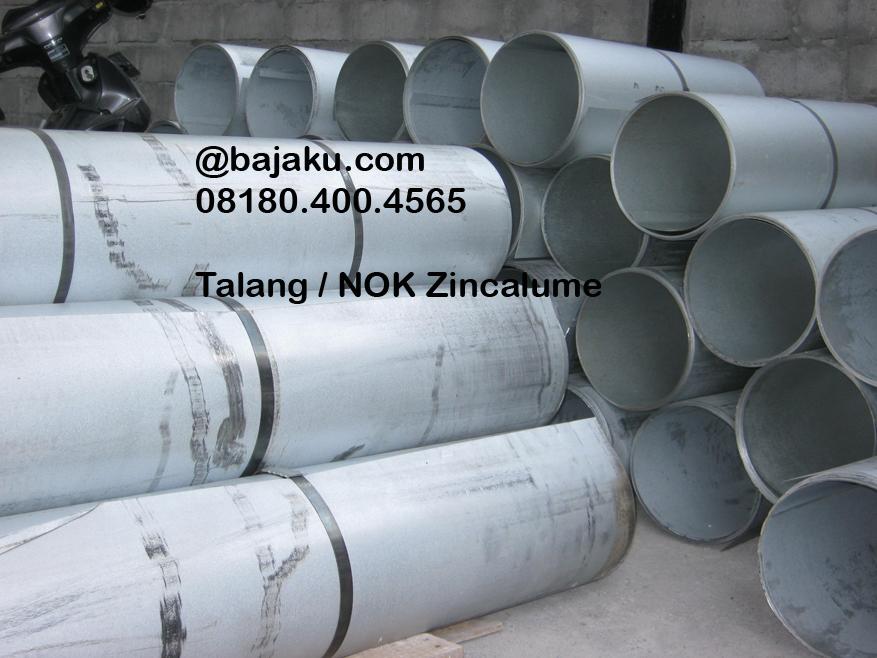 Talang - NOK Zincalume - BAJAKU