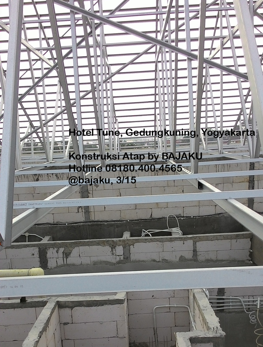 KonstruksiAtap-HotelTune-BajaRingan-Bajaku-photo3