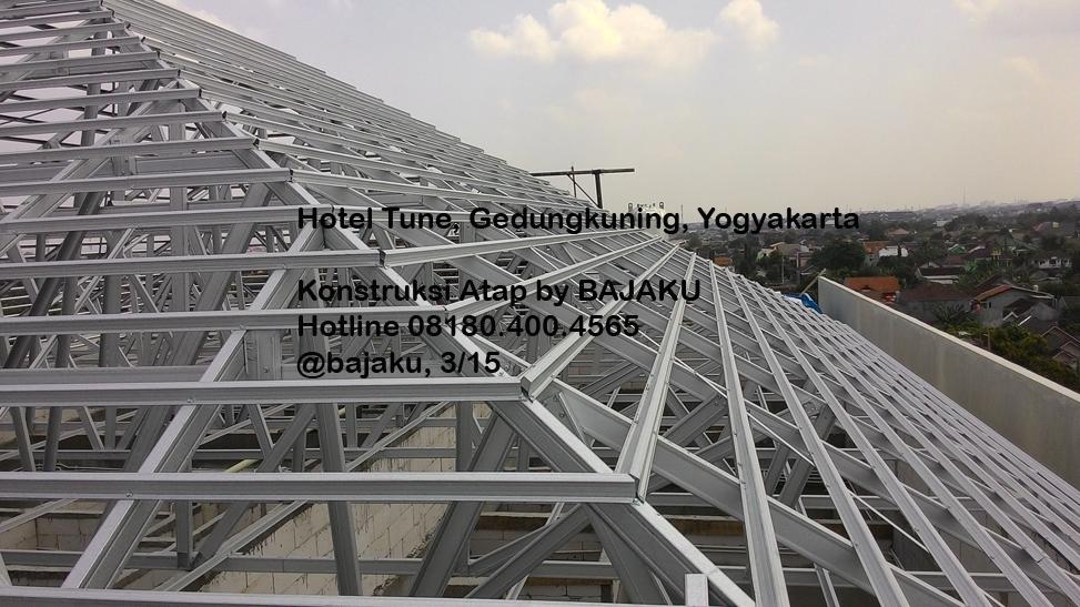 KonstruksiAtap-HotelTune-BajaRingan-Bajaku-photo4