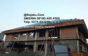 Baja Ringan BAJAKU Konstruksi Gedung Kec Gamping Yogyakarta